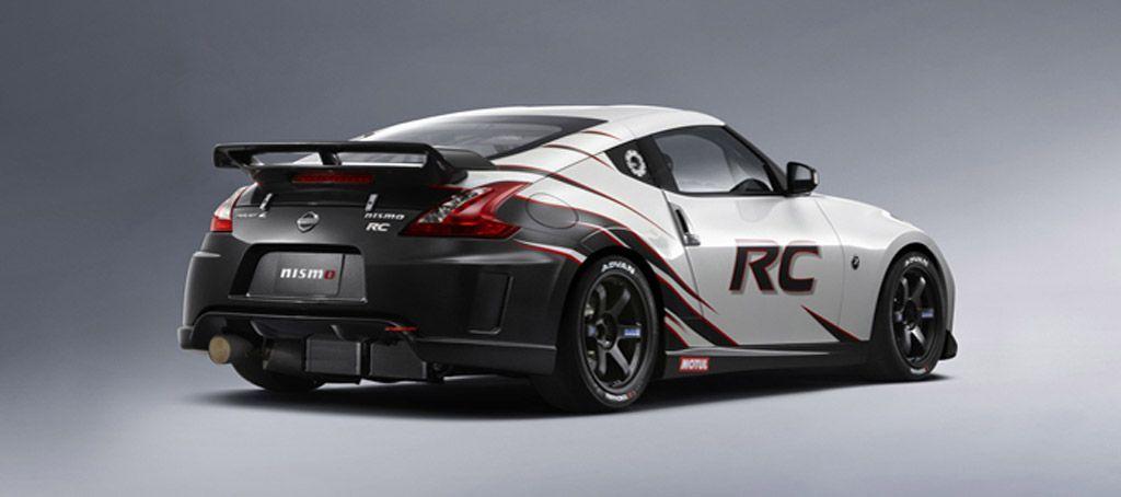 Attirant 2013 Nissan 370Z Nismo Race Car