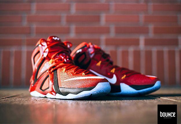094bab4e8f1299 Release Reminder Nike LeBron 12 Elite Ignite 2