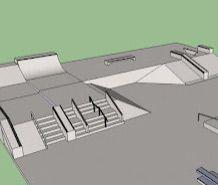 Projeto de Pista de Skate em Matinhos:: Prefeitura Municipal de Matinhos ::