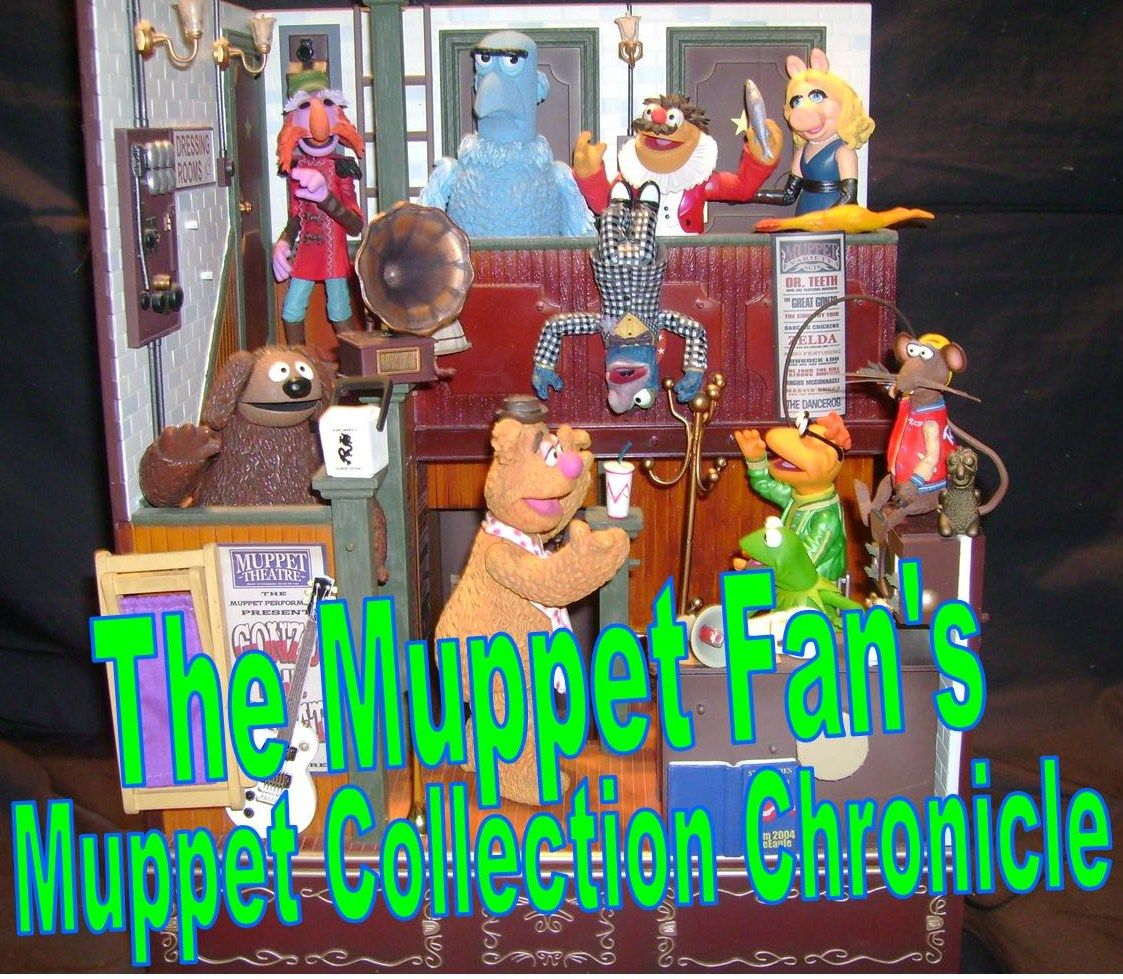 The Muppet Mindset Muppet Fan's Muppet Collection