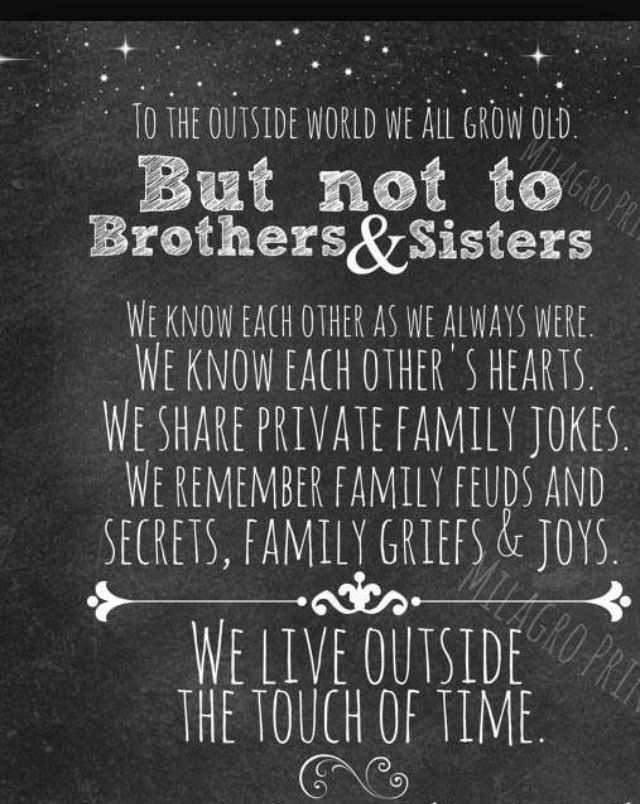 Pin By Cindy Mooney On Projects To Try Pinterest Sibling Quotes