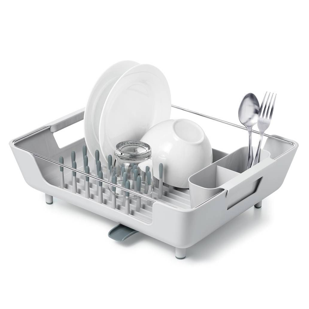 Product Image For Oxo Good Grips Peg Dish Rack Draining With
