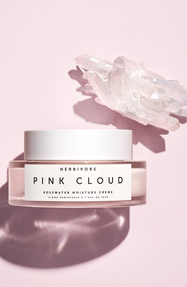 Photo of Herbivore Botanicals Pink Cloud Rosewater Moisture Crème | N…