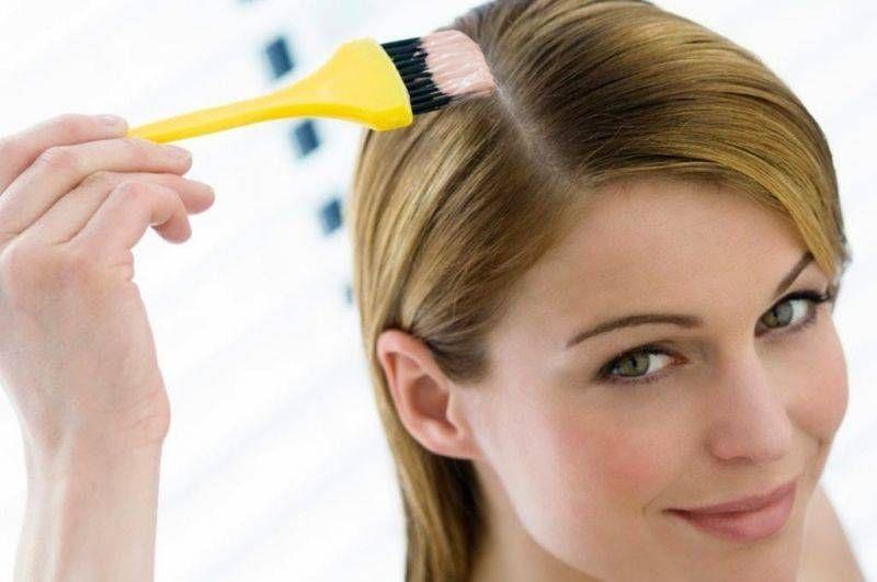 Saç boyasının' kalıcılığını nasıl artırırsınız 71