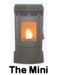 The mini wood pellet stove by enviro diy pinterest wood pellet stoves pellet stove and - Pellet stoves for small spaces set ...