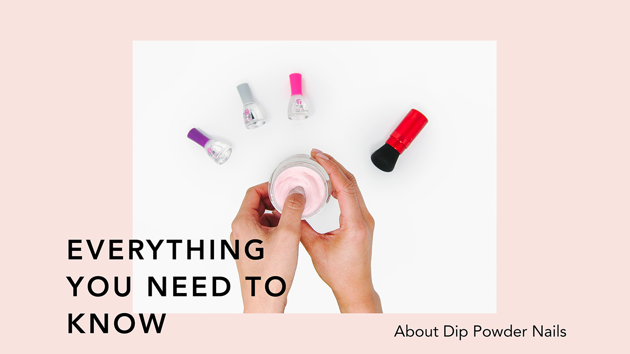 DIY Dip Nails: A Step-By-Step Guide | Dipped nails ...