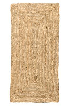 Tapis Descente De Lit En Jonc De Mer 60x120 Cm Bloomingville Tapis Descente De Lit Tapis Laine Tapis