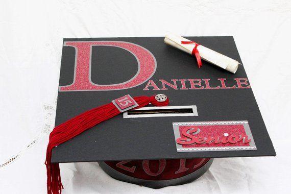 Graduation 2017 Graduation Party Decoration Graduation Card Box