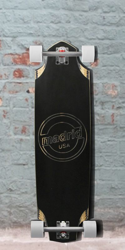 Longboards USA - 2015 Madrid 50Cal Downhill Longboard - Formica 36 inch - Complete, $245.00 (http://longboardsusa.com/longboards/downhill-longboards-riding-style/2015-madrid-50cal-downhill-longboard-formica-36-inch-complete/)