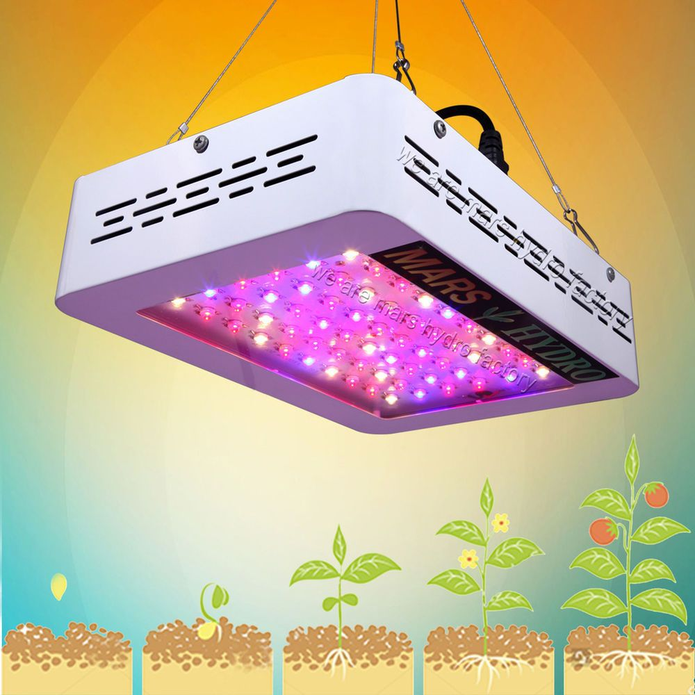 Mars Hydro Ts 1000w Led Grow Light Set 2 X2 Tent Full Spectrum Ir For Veg Bloom 600740982910 Ebay Led Grow Lights Indoor Flowering Plants Grow Lights