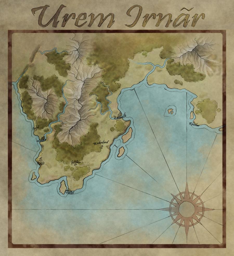 New Lands of Urem Irnar by ~eViLe-eAgLe on deviantART