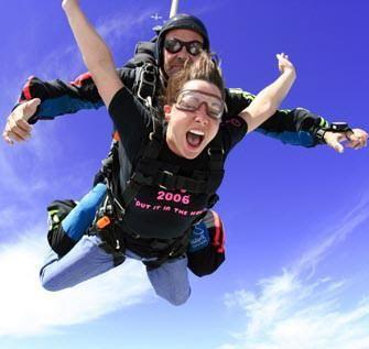 Living To The Fullest Skydiving Bucket List List