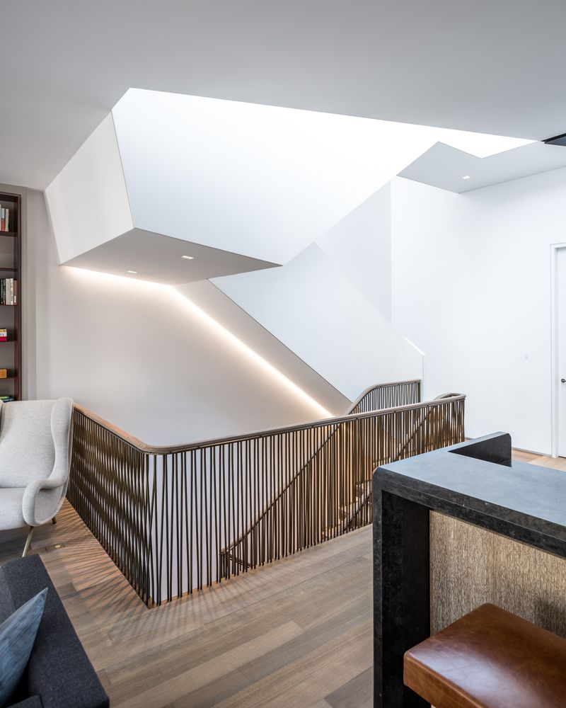 Gallery of Upper Eastside Townhouse / Michael K Chen Architecture - 33