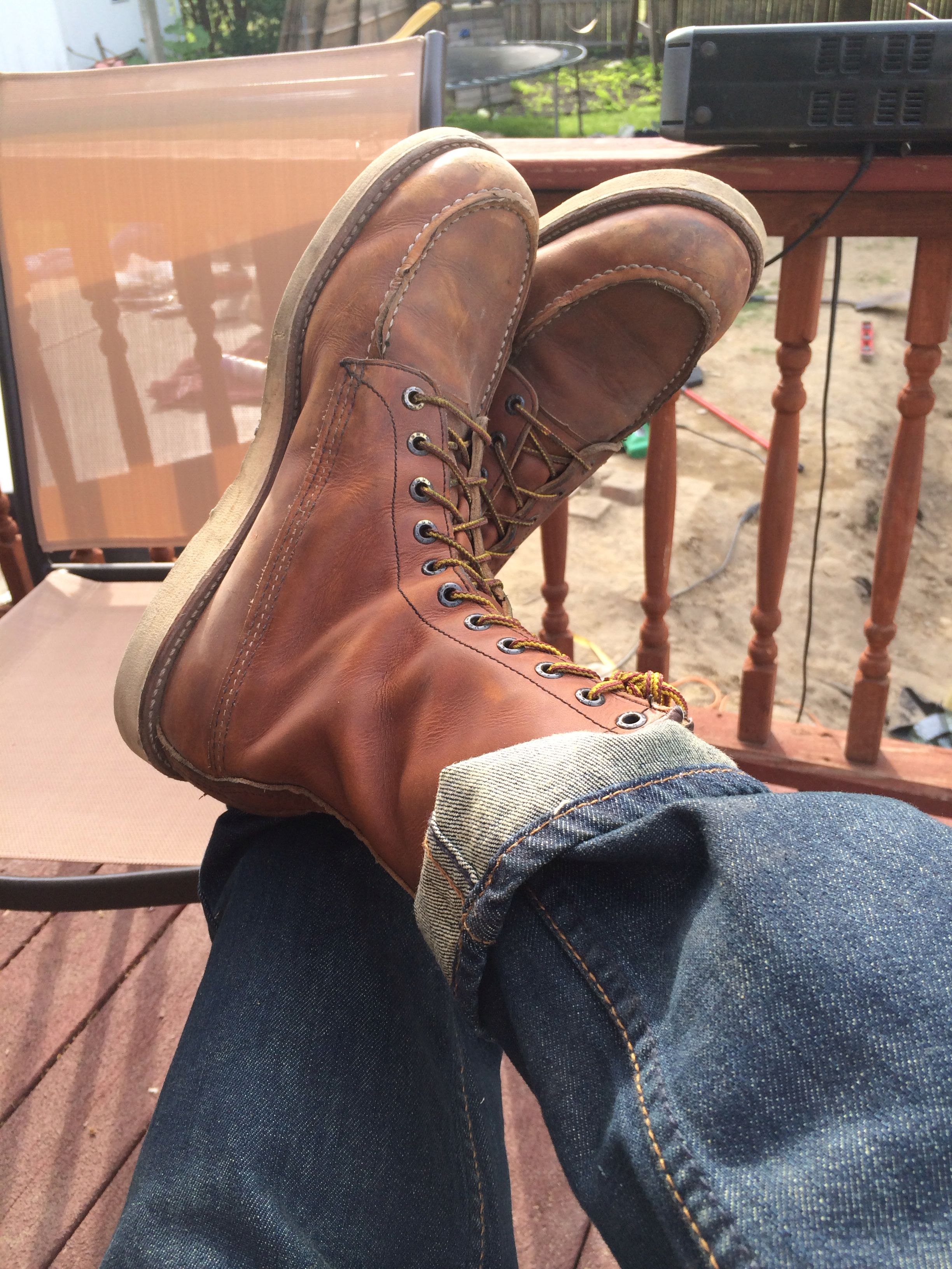 8c4d6ba66e7 877 Red Wings | Red wings in 2019 | Red wing boots, Red wing shoes ...