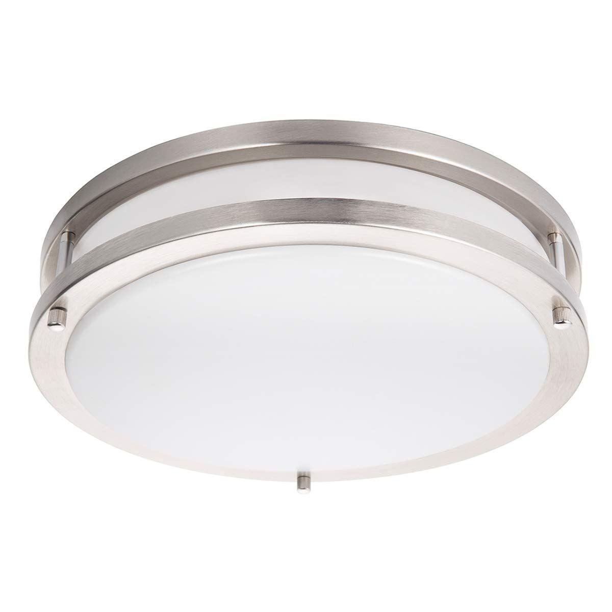 Drosbey 36w Led Ceiling Light Fixture 13in Flush Mount Light