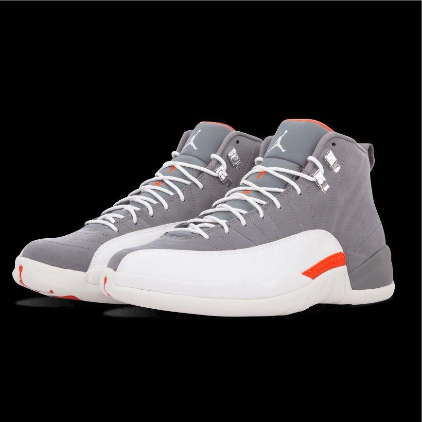 jordan 12 retro cool grey