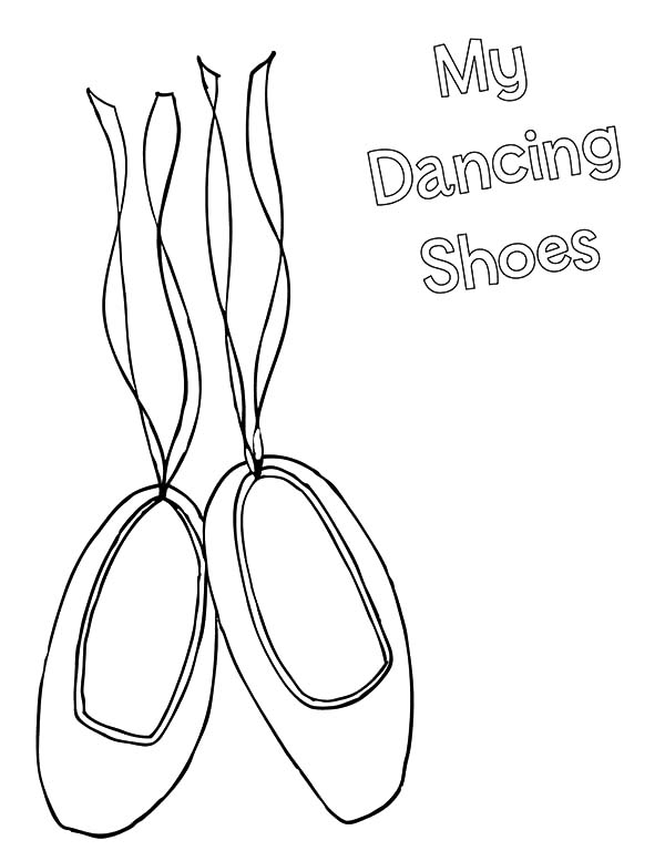 On Ecolorings Info Ballerina Coloring Pages Dance Coloring Pages Ballerina Shoes
