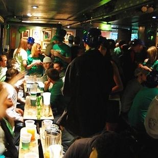 State Patty's Day — Penn State|  When: February Why it's insane: Even though arrests went down by 37% this year (WHAT) the school decided to PAY BARS TO NOT SELL ALCOHOL on the day of. CRAY. Video here. | 15 Insane College Parties That Will Make You Want To Transfer