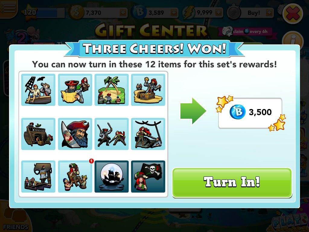 Bingo Blitz Fb