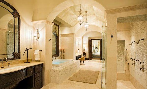 Badezimmer Mediterran Dream Bathrooms Mediterranean Bathroom Bathroom Design