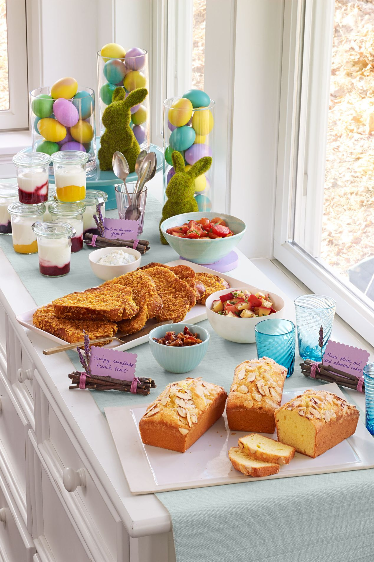 This Easter Brunch Decor Might Even Be More Impressive Than You