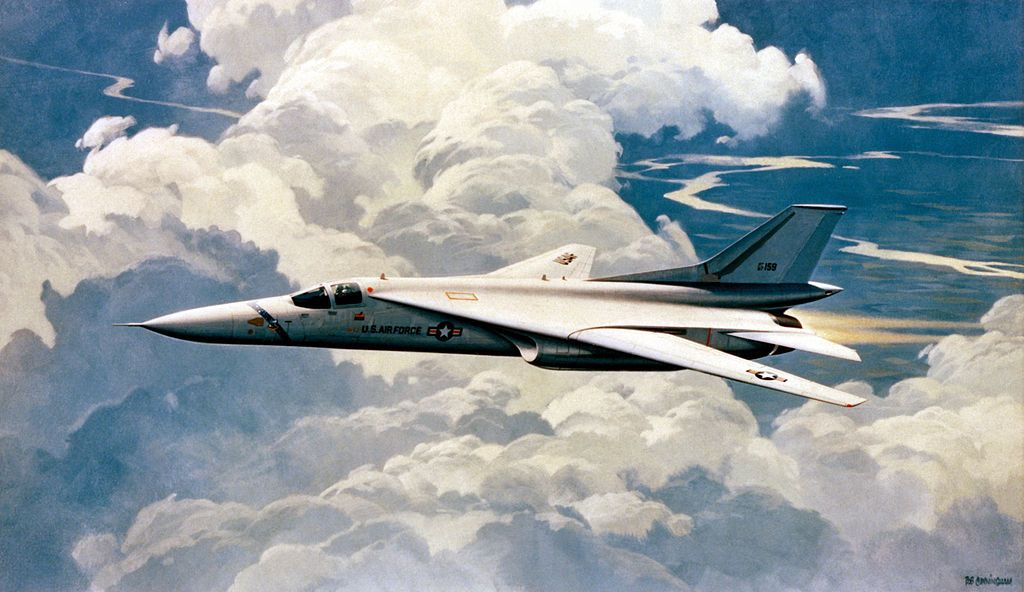 The FB-111H was offered as an alternative to the B-1A in 1975. The FB-111B/C was offered in 1979 without success.
