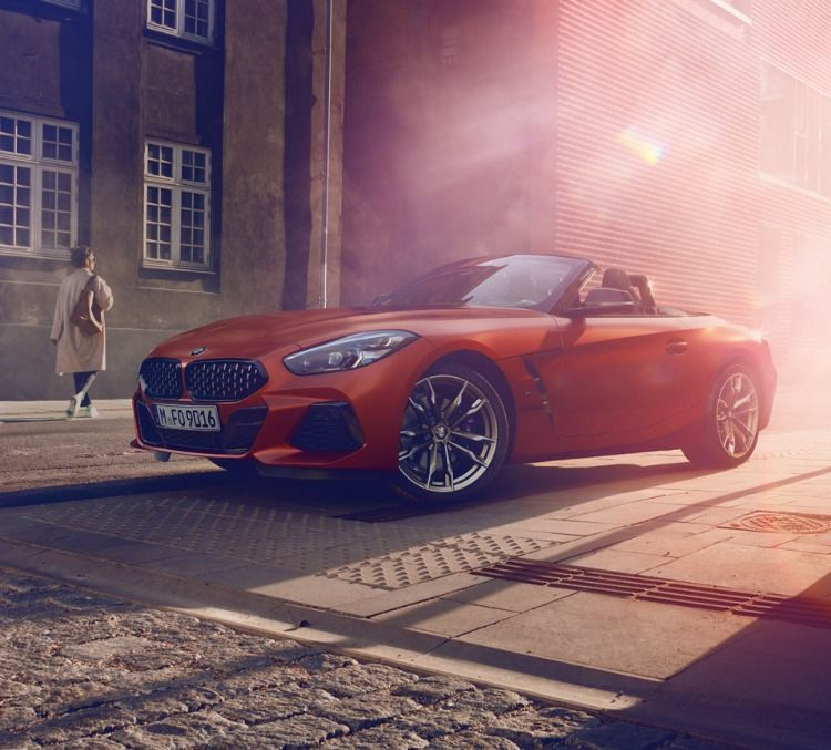 The New BMW Z4 M40i First Edition
