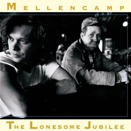 John Mellencamp - Lonesome Jubilee - a truly great album and nudged ahead of Scarecrow & Big Daddy by a whisker..