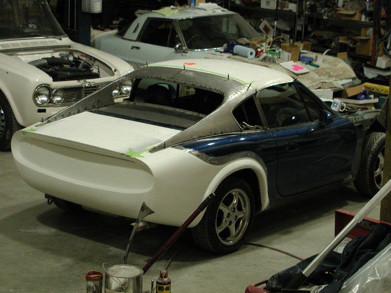 Reviving The Tradition Of Coach Building Simpson Design Mycarquest Com Unique Cars Custom Car Parts Classic Cars