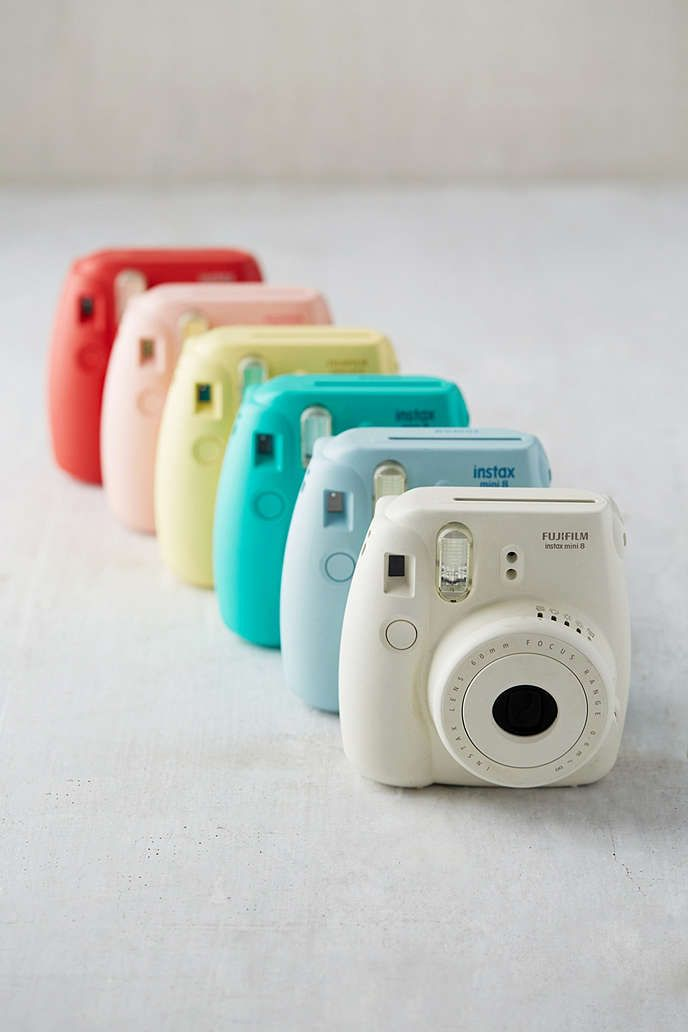 Fujifilm Instax Mini 8 Instant Camera | Instant camera, Fujifilm ...