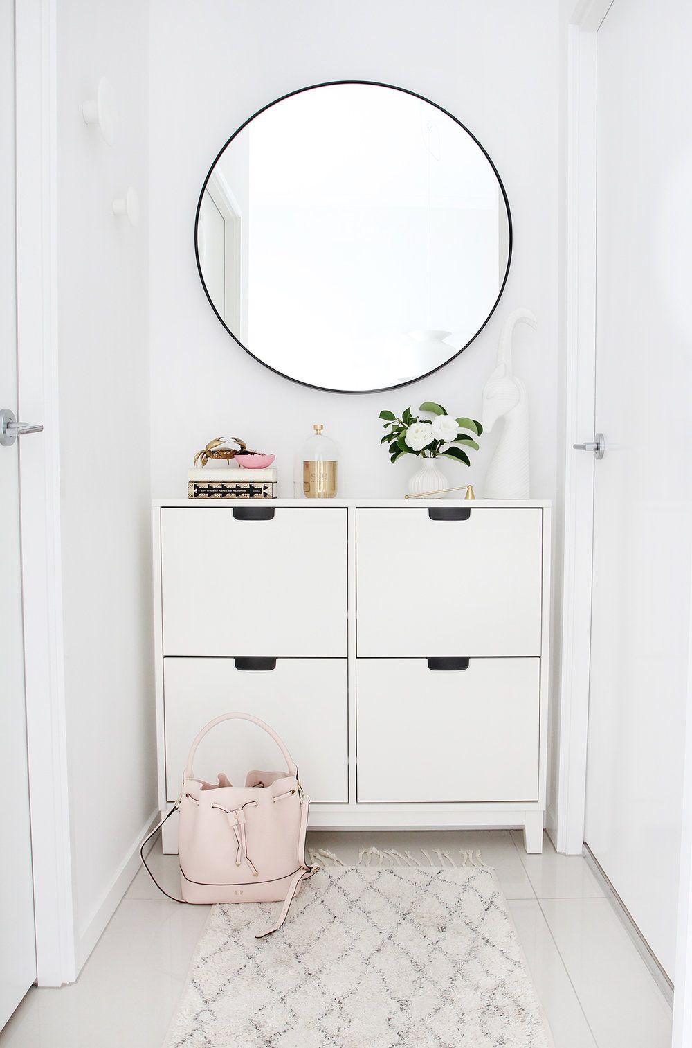 My Hallway Nook Makeover