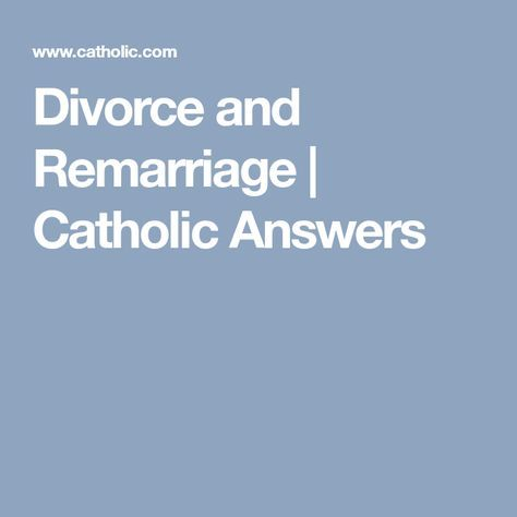 Annulment dating
