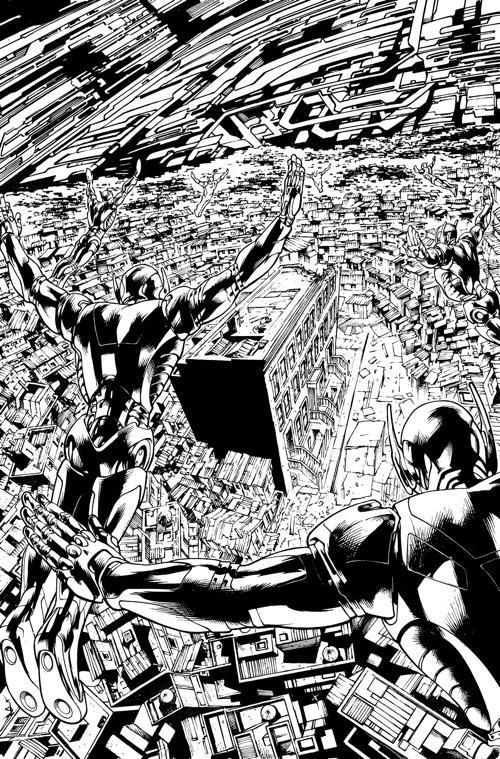Color Your Own Age Of Ultron