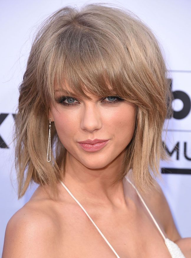 Taylor Swift Hairstyles - Different Looks Sported By Swift