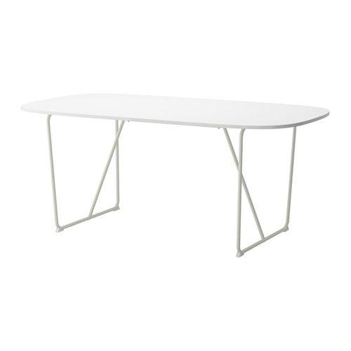 BACKARYD / OPPEBY Bord IKEA Den høyglansede overflaten reflekterer lys og gjør møbelet mer attraktivt.