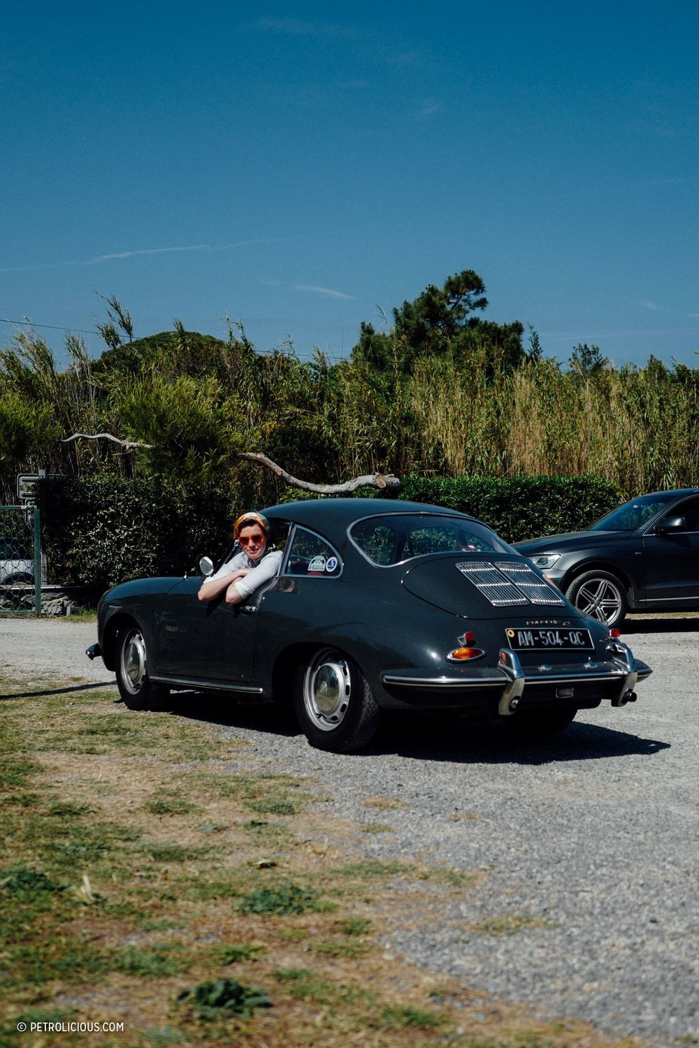 My First Classic Drive Was In A Porsche 356C - Petrolicious