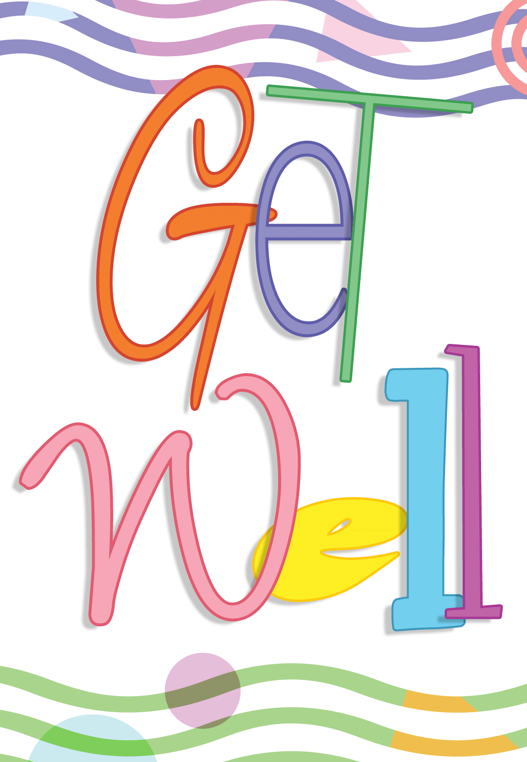 Get Well Free Printable Get Well Card Greetings Island Get