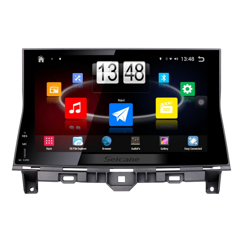 Seicane 10 1 Inch 2008 2009 2010 2017 Honda Accord 8 Android 4 Radio Gps Navigation Bluetooth Music Wifi Usb Mirror Link Car Stereo