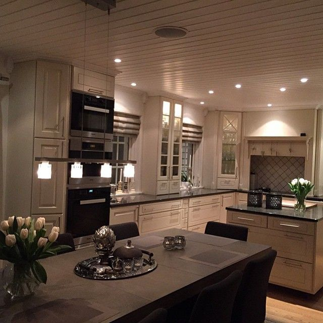 House Interior Design Kitchen: @mua_dasena1876 Movie Night 🎥 &qu...Instagram Photo