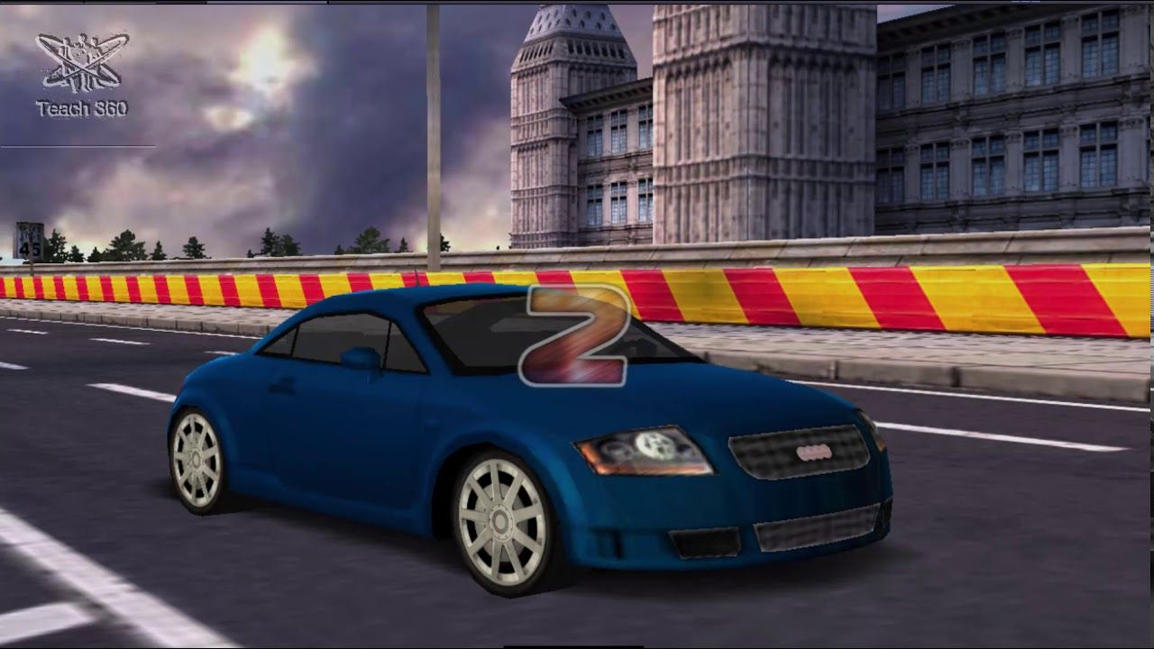 City Car Racing Game Play Video - Racing Game Video | GamePlay ...