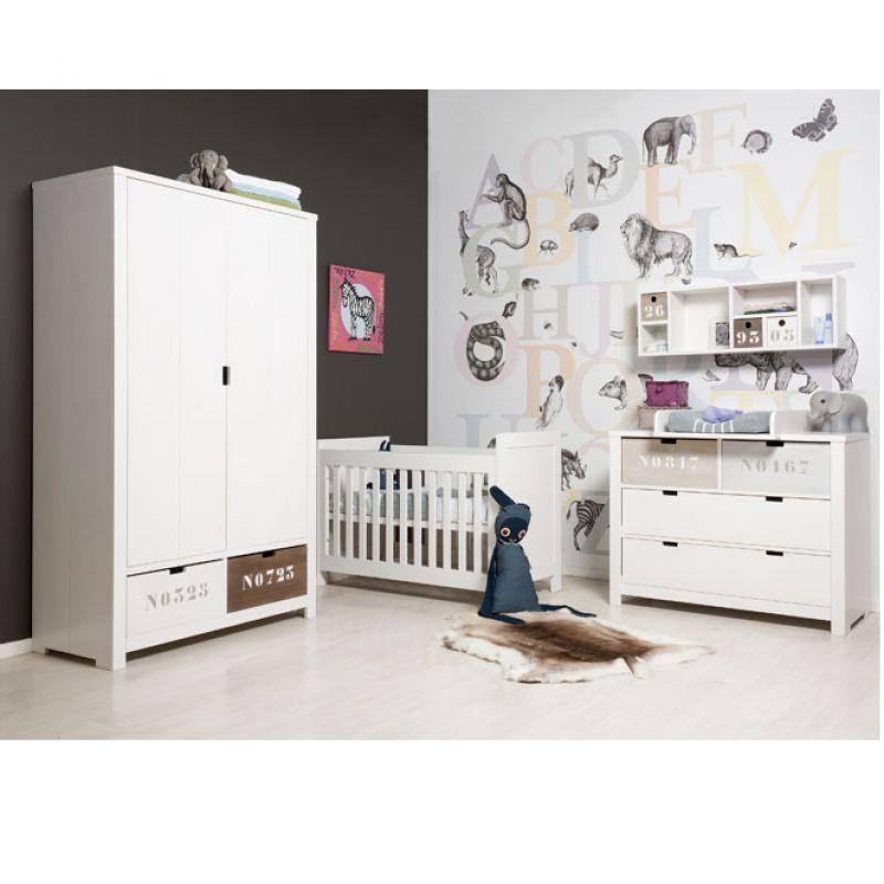 Baby & Peuter slaapkamers > Slaapkamer Basic Wood > Webshop Basic ...