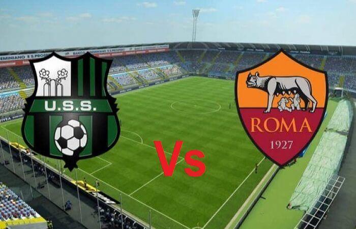 اهداف نتيجة مباراة روما وساسولو 3 1 اليوم 19 3 2017 في الدوري الايطالي Soccer Field Baseball Field Field