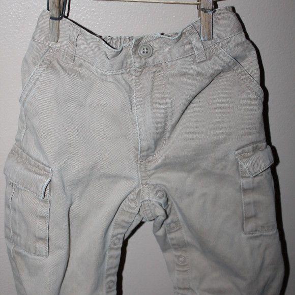 Cargo pants, 6-9 months