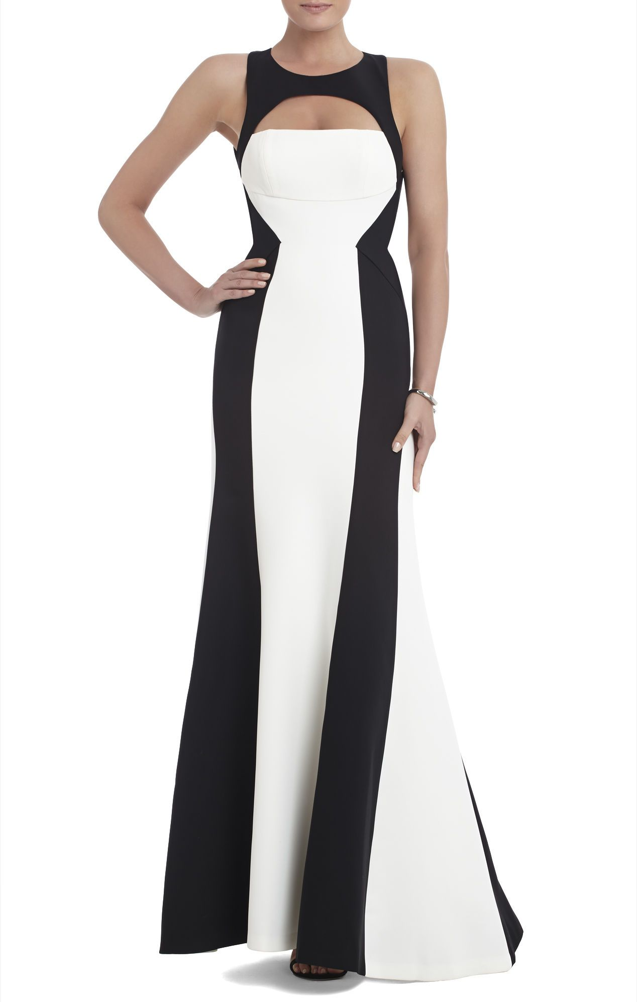 Bethany Open-Back Gown | fashion | Pinterest | Gowns