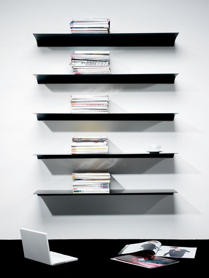 35 Exclusive Minimalist Space Solutions Shelving Systems Wall Mounted Bookshelves Wall Mounted Shelves Minimalist Room