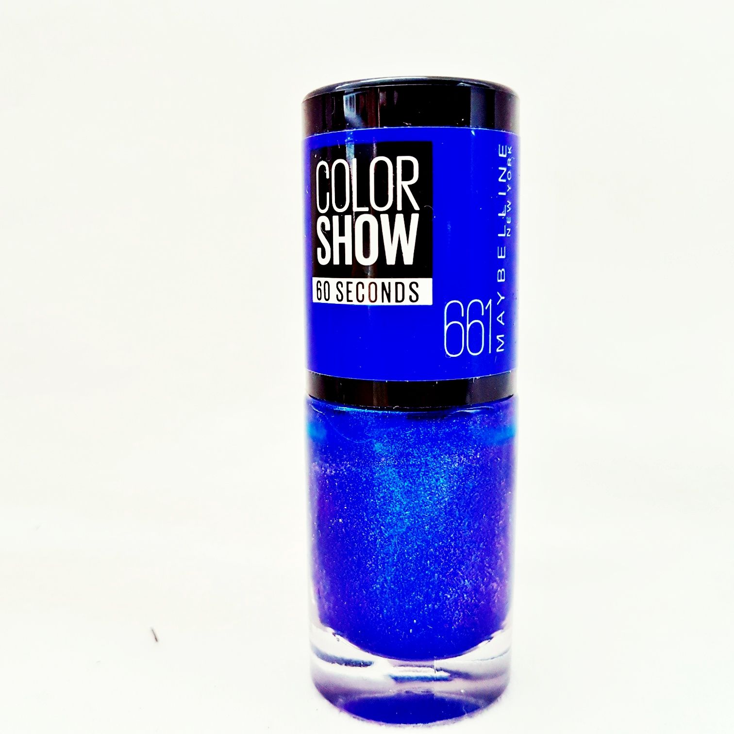Maybelline New York Color Show Ocean blue