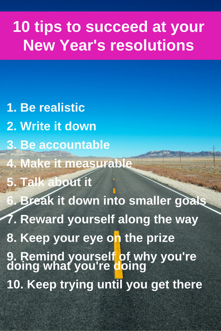 How to win at New Year's resolutions Quotes about new