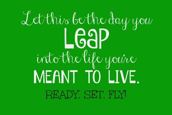 Leap Day Fun Leap year quotes, Leap day quotes, Happy