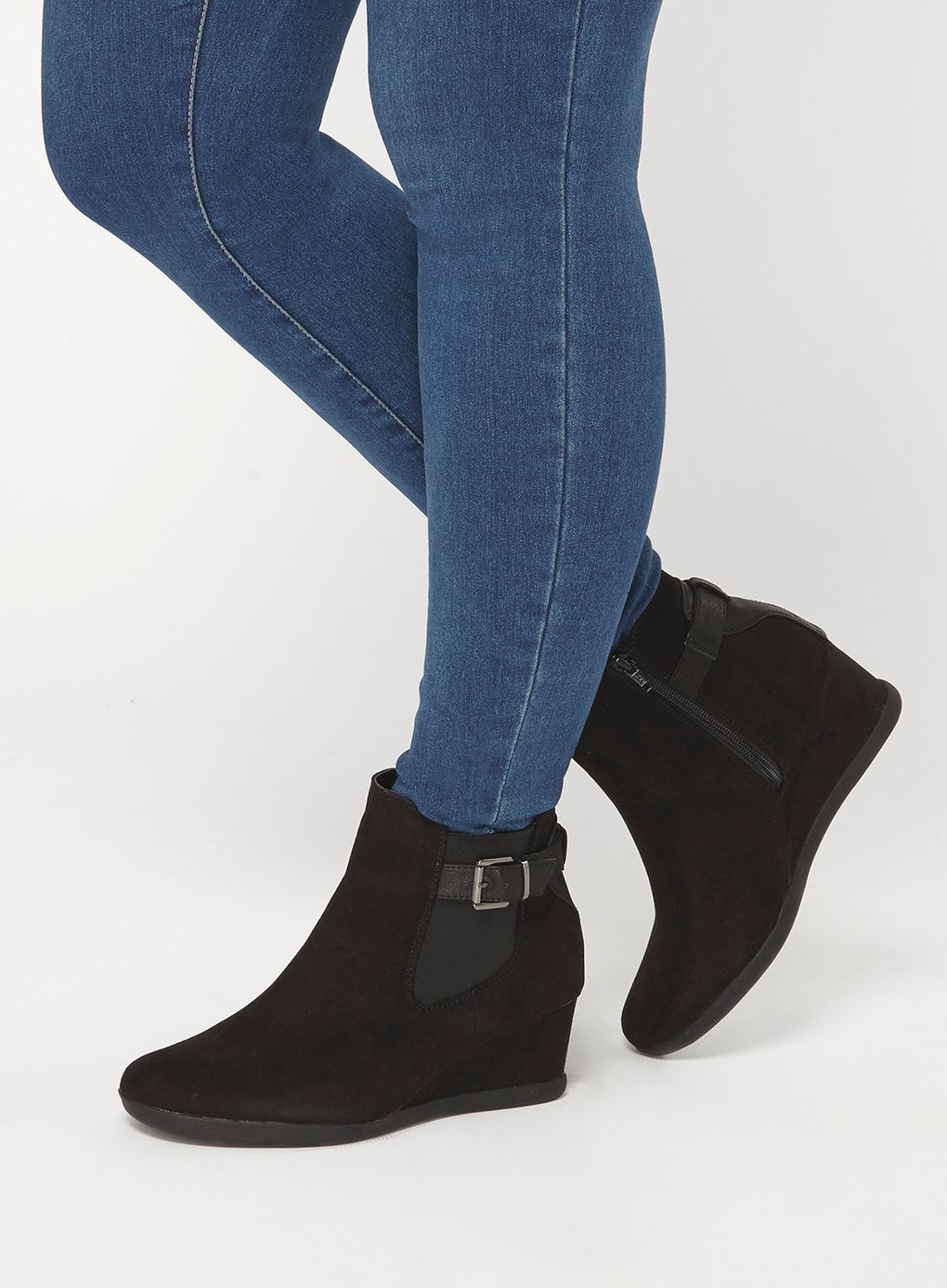 Boots, Womens boots ankle, Wide ankle boots