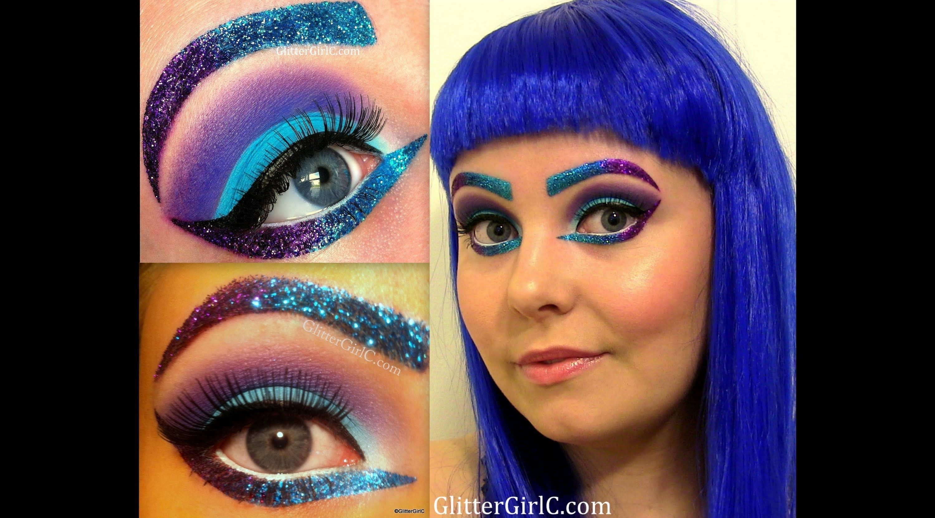 Katy Perry inspired makeup tutorial. Youtube channel http